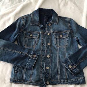 GAP Kids Girls jean jacket size XL